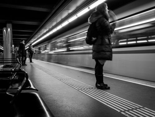 Metro Station Image